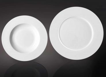12tlg. Tafelservice Bone China Strato