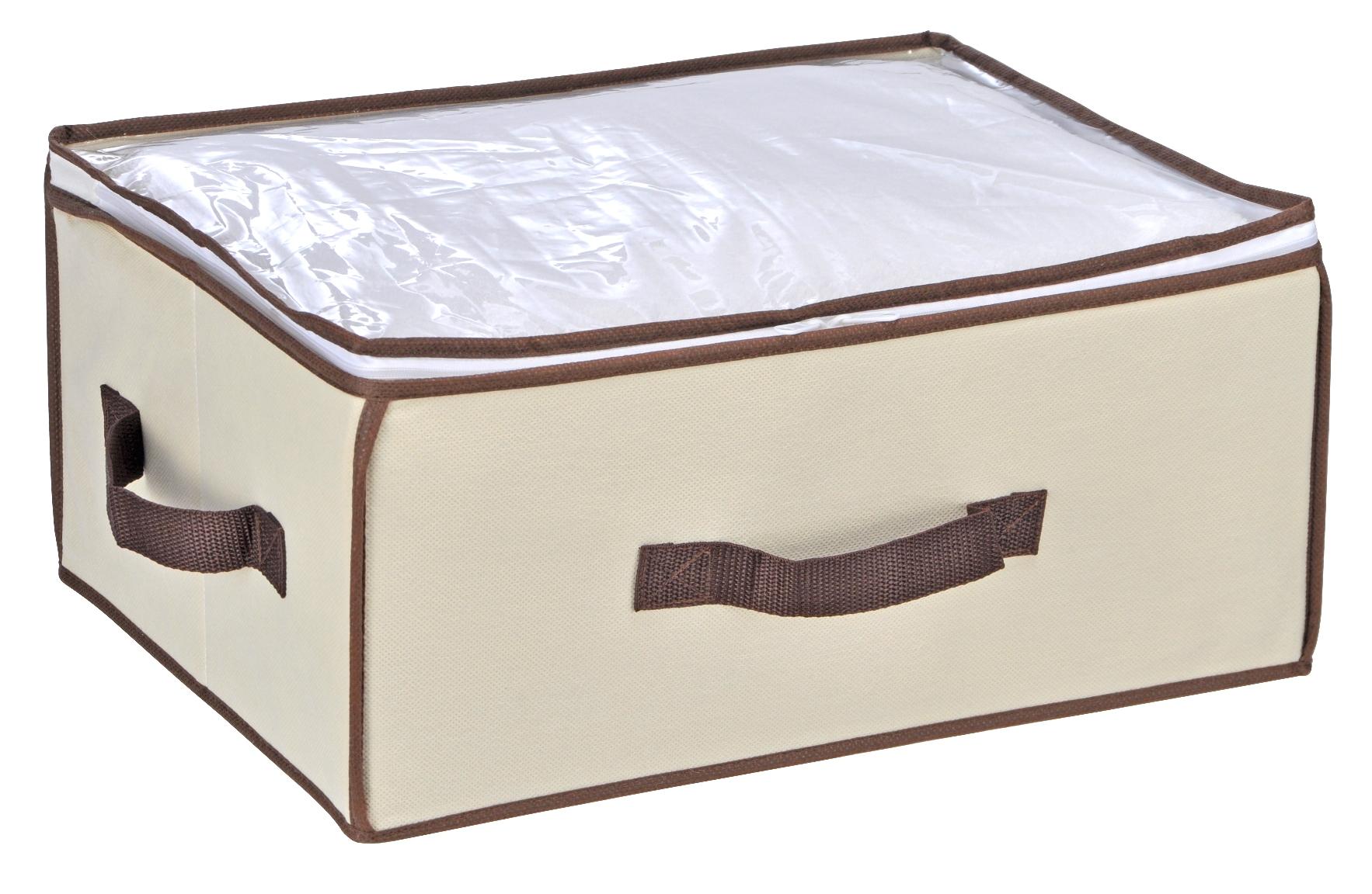 Haushaltswaren Depot De Eine Praktische Aufbewahrungsbox Mit