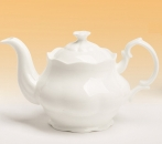 Teekanne 0,4L Victoria Bone China
