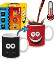 Kaffeebecher Magic Mug - Magical Face rot